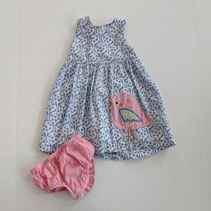 Baby Boden Dress Size 18-24 Months